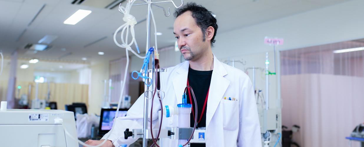 腎臓内科(透析センター)