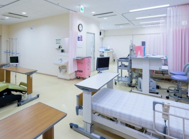 日帰り手術センター