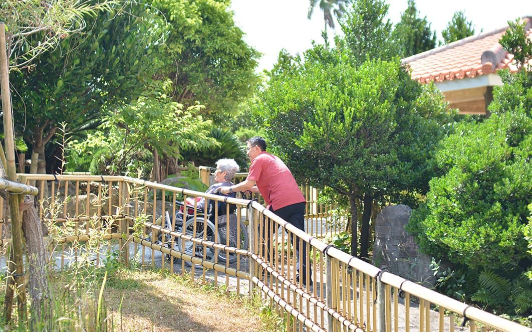 リハビリ庭園2